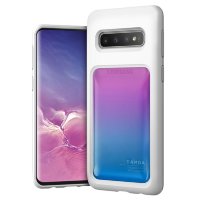 Чехол VRS Design Damda High Pro Shield для Galaxy S10 Pink Blue
