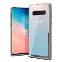 Чехол VRS Design Crystal Chrome для Galaxy S10 Clear